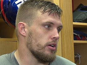 Watch: C Richburg on playing in Vikings' environment