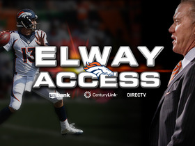 Watch: Elway Access: Getting better and better
