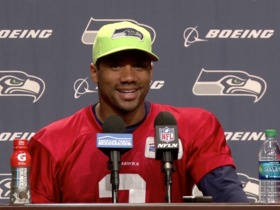 Watch: Russell Wilson Week 4 Press Conference
