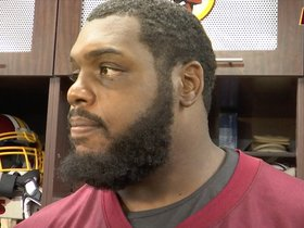 Watch: Chris Baker On The Cleveland Browns
