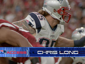 Watch: Chris Long One-on-One