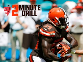 Watch: 2 Minute Drill: Balanced rushing attack