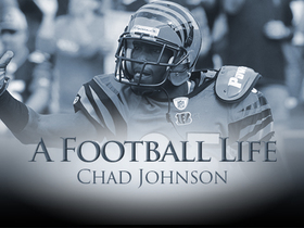 Watch: 'A Football Life': Johnson's favorite celebration