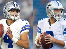 Watch: Casserly would start experienced Romo over Prescott moving forward