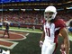 Watch: Larry Fitzgerald brings the thunder during TD celebration