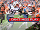 Watch: Can't-Miss Play: Gronk bulldozes through Browns for 34 yards