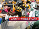 Watch: Can't-Miss Play: Ben Roethlisberger hits Sammie Coates for 72-yard TD