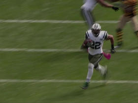 Watch: Matt Forte breaks to the outside for 28-yard gain