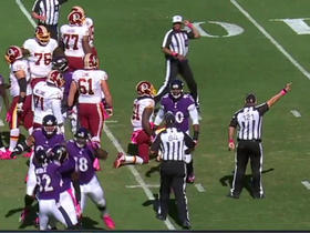 Zach Orr forces fumble, recovers it