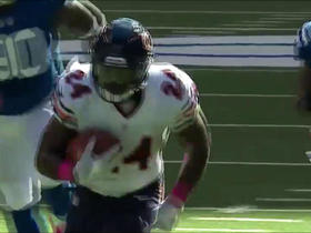 Watch: Jordan Howard scores on 21-yard pass reception