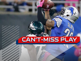 Can't-Miss Play: Wentz's first INT ends comeback