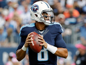 Watch: Marcus Mariota finds Rishard Matthews for 11-yard TD