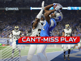 Can't-Miss Play: Stafford slings laser to Roberts for TD