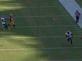 Watch: Kirk Cousins connects with Vernon Davis for 37-yard gain