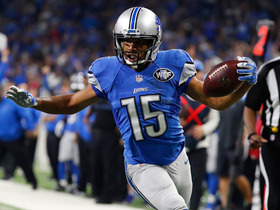 Watch: Matthew Stafford finds Golden Tate for 23-yard TD
