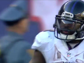 Watch: Terrance West 2-yard TD rush