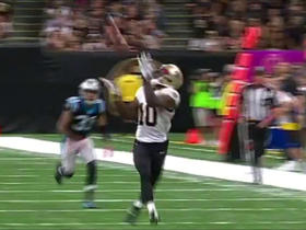 Watch: Drew Brees hits Brandin Cooks deep for 49 yards