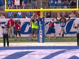 Watch: Matt Prater makes 34-yard field goal to take lead