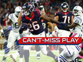 Watch: Can't-Miss Play: Lamar Miller makes defense look silly, scores TD