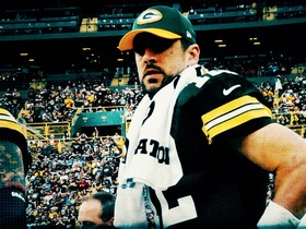 Watch: Aaron Rodgers Wired