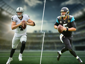 Watch: Raiders vs. Jaguars Week 7 Preview