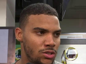 Watch: Jordan Reed admits hiding latest concussion from team