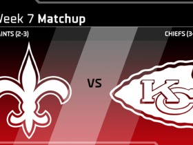 Watch: Saints vs Chiefs (Week 7 preview)