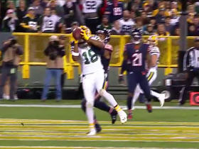 Watch: Randall Cobb drops a potential TD