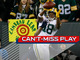 Watch: Can't-Miss Play: Cobb extends and brings in tough TD reception