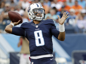 Watch: Marcus Mariota's Hot Streak | Scout's Notebook