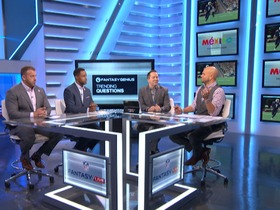Watch: 'NFL Fantasy Live': Week 7 trending questions