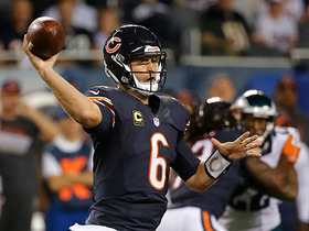 Watch: Rapoport: Bears will try to get Cutler ready following Hoyer injury