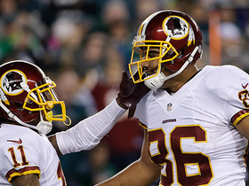 Rapoport: Redskins struggling with pass-catcher injuries