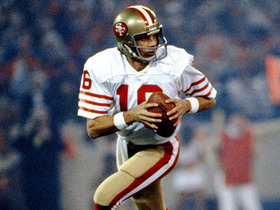 Watch: Joe Montana: 'Top 10' Quarterbacks