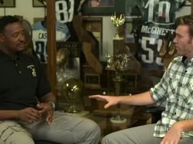 Watch: Dave Grunfeld sits down with Willie McGinest