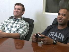 Watch: 'Yo Mama' and Dave Grunfeld play a game of Madden