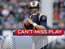 Watch: Can't-Miss Play: Keenum hits Quick on deep bomb