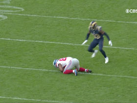 Watch: Victor Cruz makes a diving catch for the first down