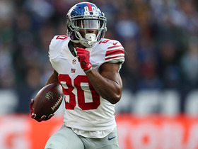 Watch: Victor Cruz with a catch-and-run for 25 yards
