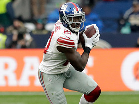 Watch: Landon Collins with his second pick of the day