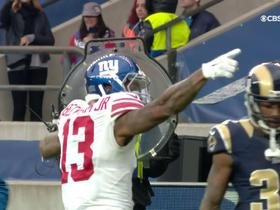 Watch: Eli Manning finds Odell Beckham for 22 yards