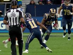 Watch: Case Keenum finds Kenny Britt for 26 yards
