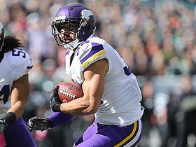 Watch: Sendejo picks off Wentz, almost takes it to the house