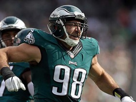 Watch: Connor Barwin strip-sacks Sam Bradford, Eagles recover