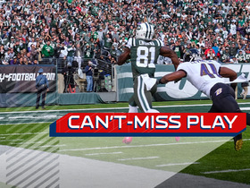 Can't-Miss Play: Geno hits Enunwa for 69-yard TD