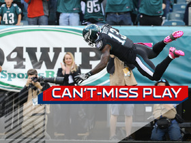 Watch: Can't-Miss Play: Josh Huff 98-yard kickoff return touchdown