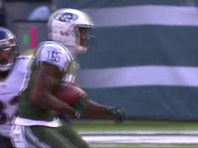 Watch: Ryan Fitzpatrick finds Brandon Marshall for 21-yard gain