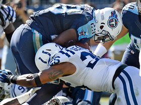 Watch: DeMarco Murray reaches over goal line for 1-yard TD run