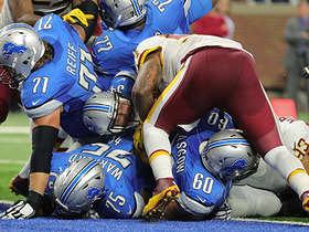 Watch: Zach Zenner rushes for a 1-yard TD