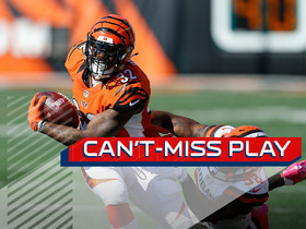 Watch: Can't-Miss Play: Nobody can catch Hill on 74-yard TD